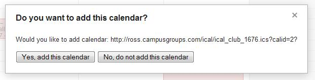 Google Calendar Screenshot 2
